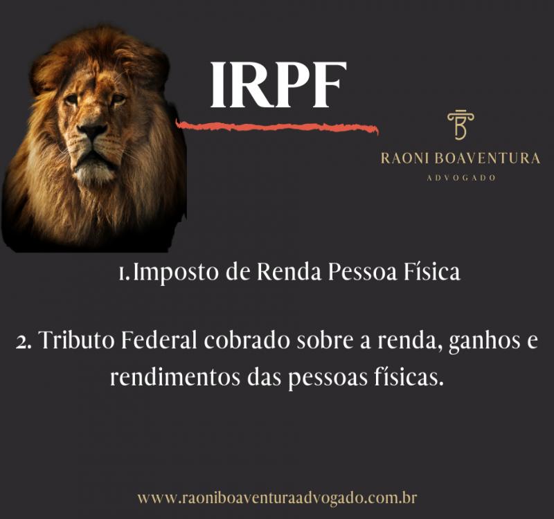 Entrega do IRPF em 2021