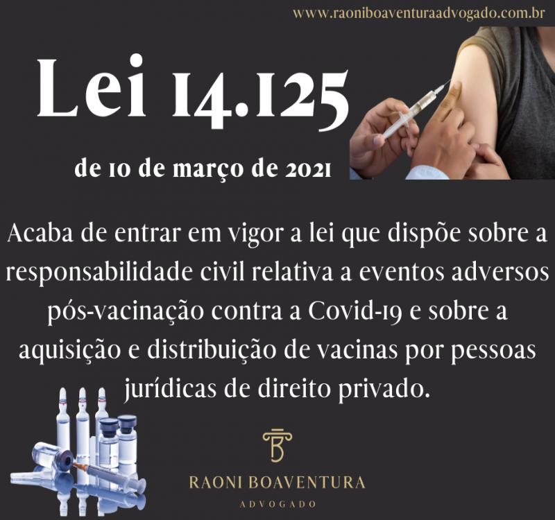 Entra em vigor lei que permite que estados, municípios e empresas comprem vacinas contra Covid-19